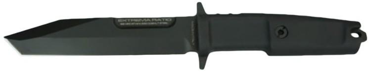 Нож с фиксированным клинком Fulcrum S, Plain EdgeТактические ножи<br>Нож с фиксированным клинком Fulcrum S, Plain Edge, сталь N-690CO клинок триугольник, клинок черный, рукоять прорезиненый форпрен черный, чехол пластик черный.<br>