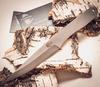 Нож «Игла» - 2, из нержавеющей стали 65х13 - Nozhikov.ru