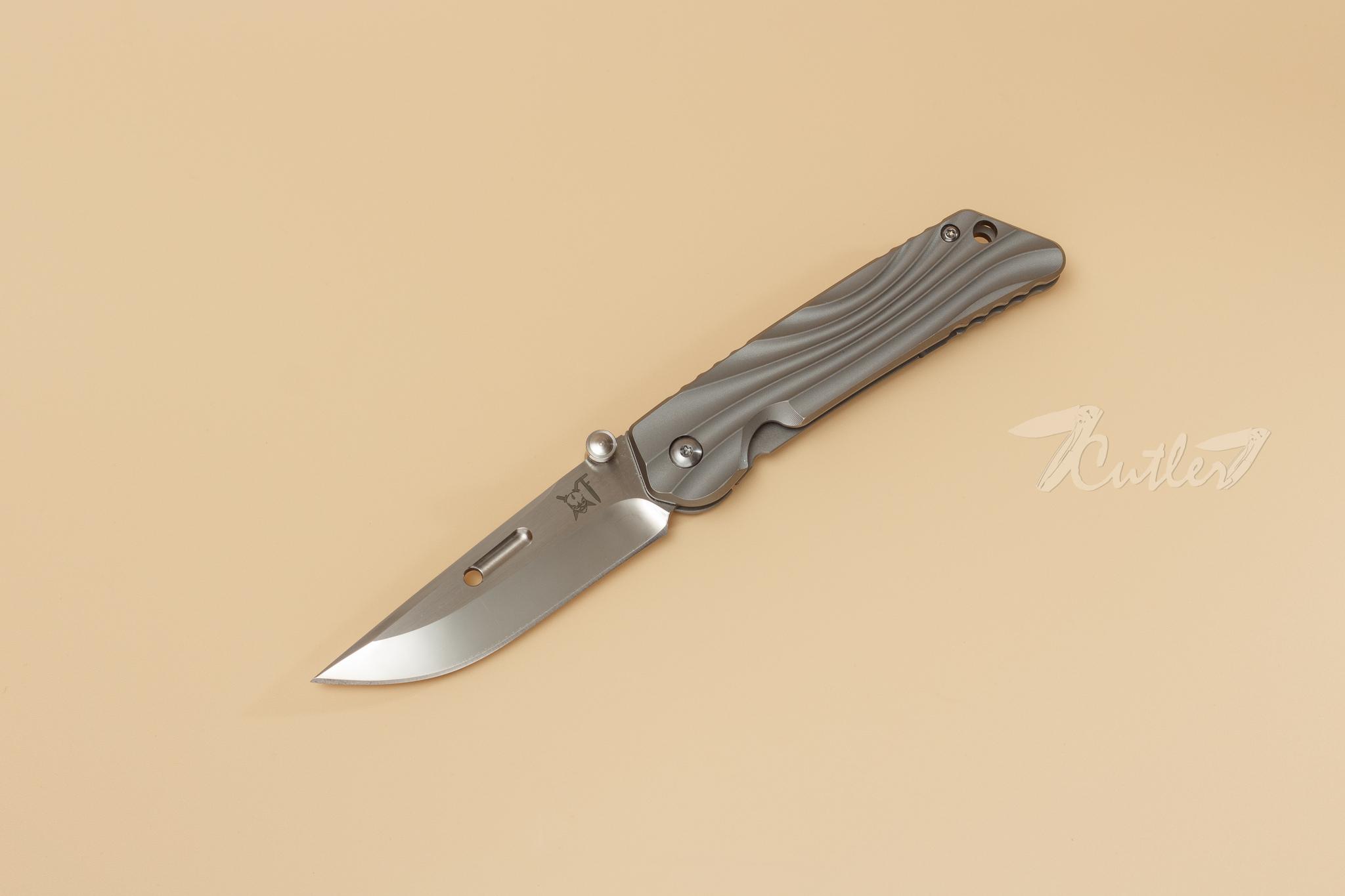 Складной нож Рокстад S35VNРаскладные ножи<br><br>