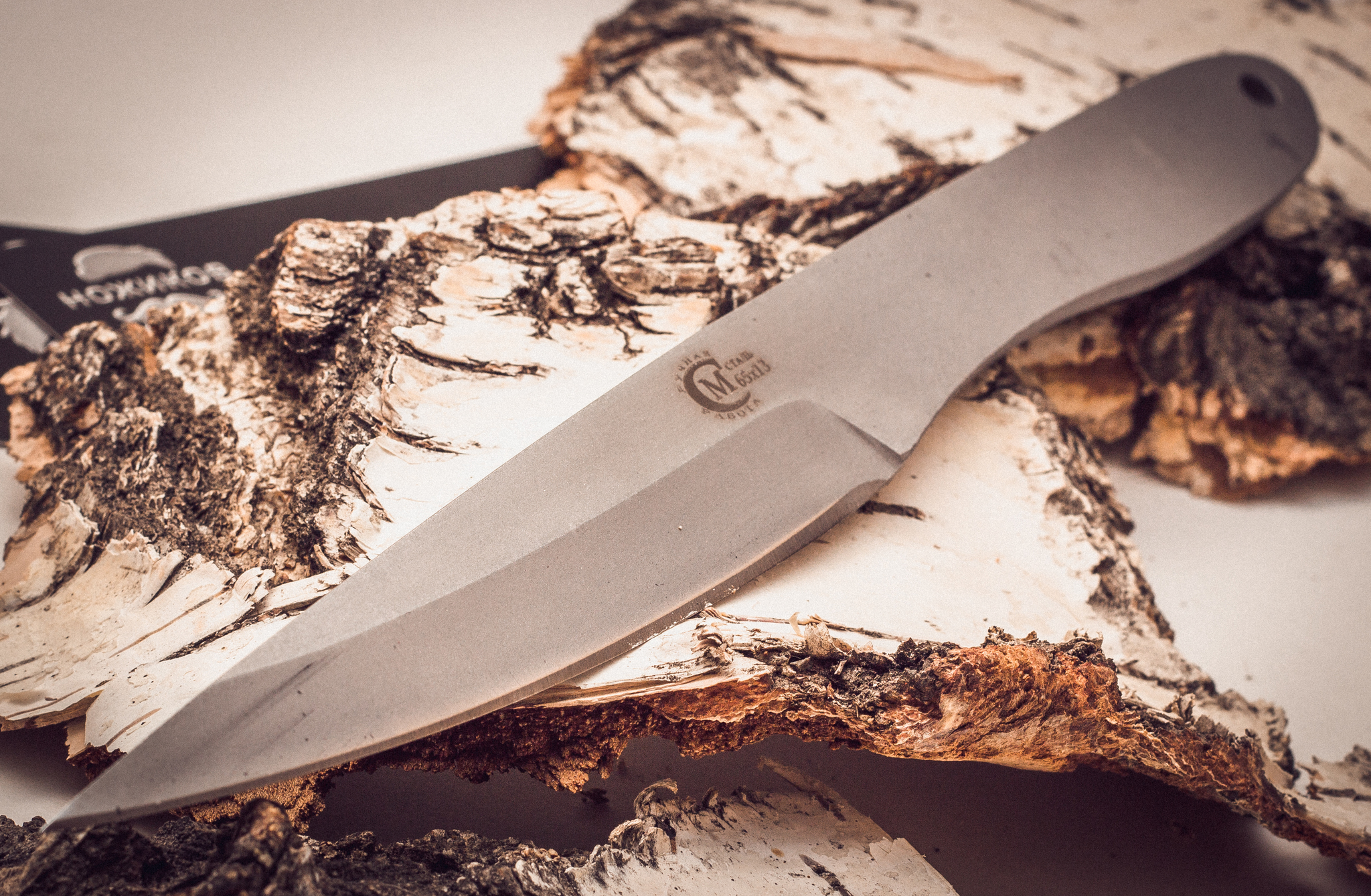 Фото 2 - Нож метательный «Игла» - 2, из нержавеющей стали 65х13 от Noname