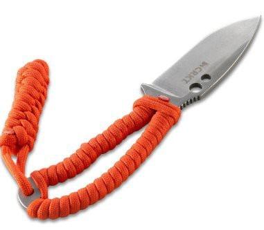 Фото 2 - Нож с фиксированным клинком CRKT RSK Mk6™, сталь 8Cr13MOV, рукоять паракорд
