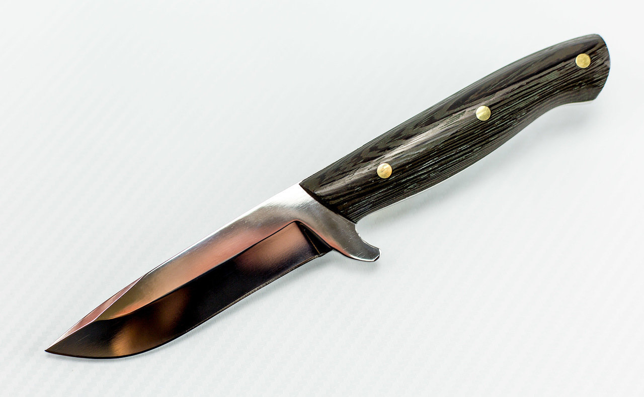 Нож цельнометаллический Дельфин, Х12МФ