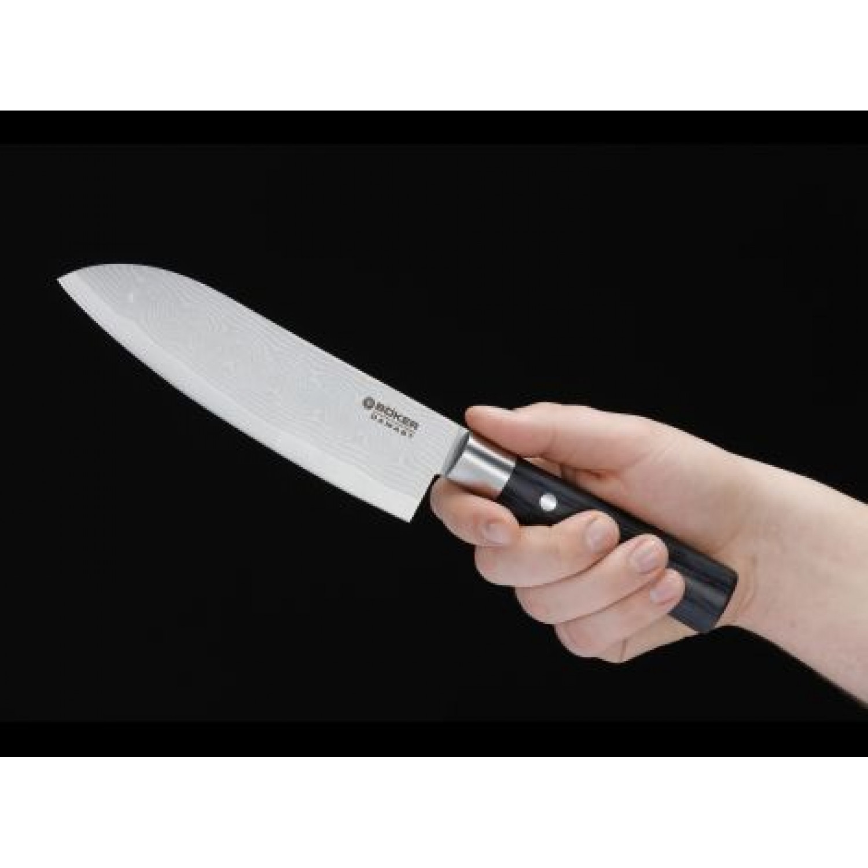 Нож кухонный поварской, Boker