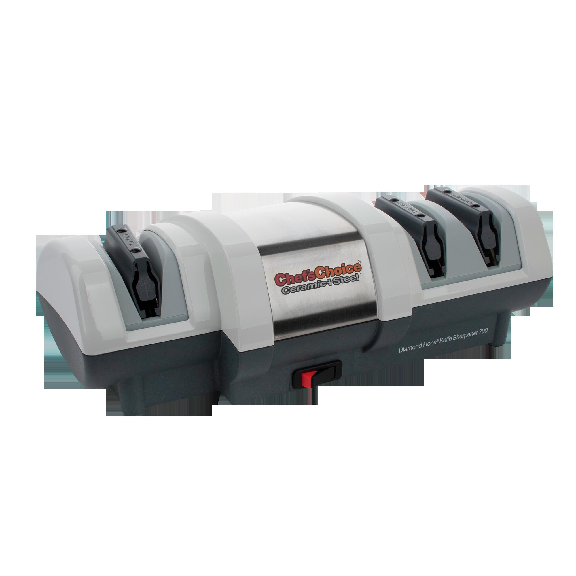 Электрический станок для заточки ножей Chef'sChoice CC700 электрический 3 х уровневый станок для заточки ножей cc2100