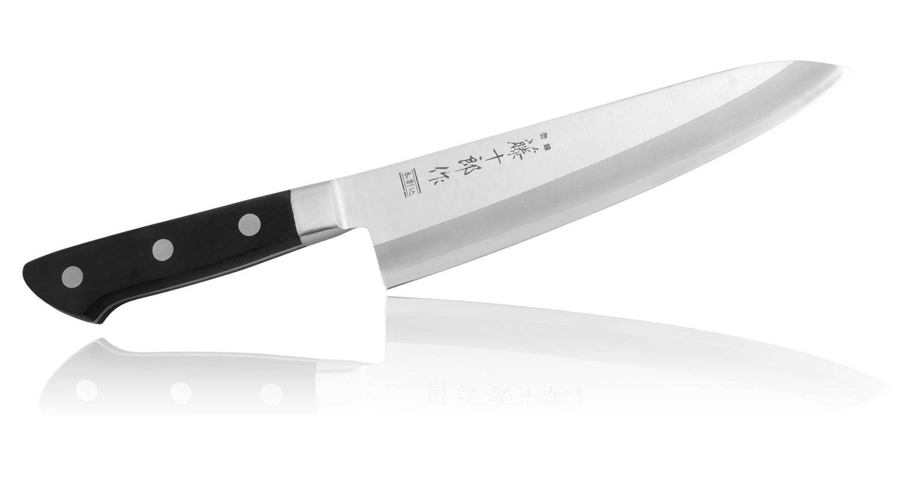 Нож Шефа Tojyuro Tojiro, 180 мм, сталь AUS-8 складной нож james william design shizuka noh ken™ black aus 8 blade 420j2 stainless steel