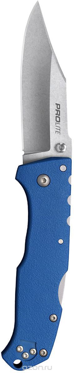Складной нож Pro Lite Clip Point Blue 8.9 см.