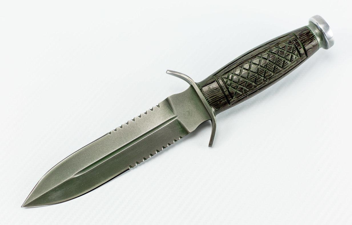 Нож Шайтан, Х12МФ нож стерх х12мф