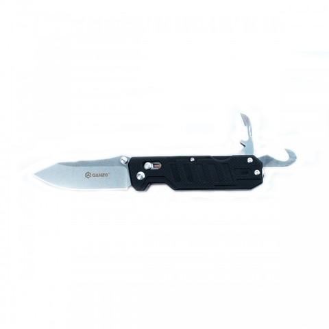 Нож Ganzo G735 черный - Nozhikov.ru