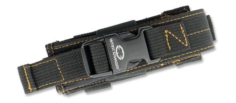 Тактический чехол для складного ножа, blackРаскладные ножи<br>Ширина: 55 ммВысота: 150 мм<br>