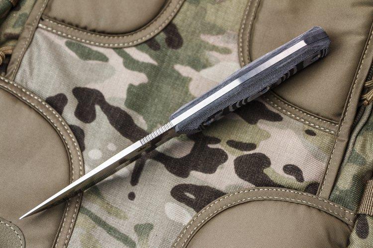 Фото 3 - Нож Echo AUS-8 SW, Kizlyar Supreme