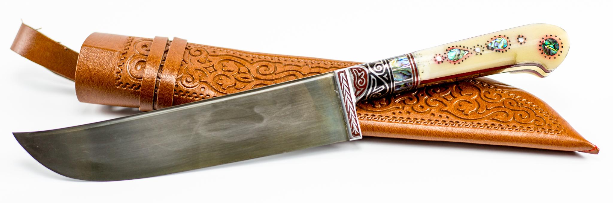 Узбекский нож пчак МангитУзбекские ножи Пчак<br><br>