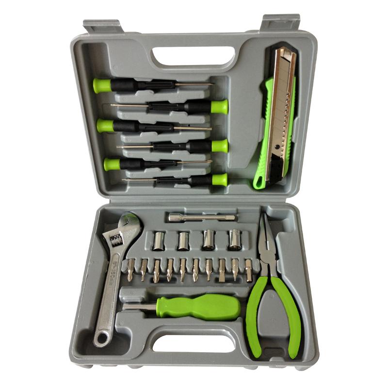 Набор инструментов Stinger W0405, 26 предметов, пластиковый кейс набор инструментов sata 150 предметов 09510