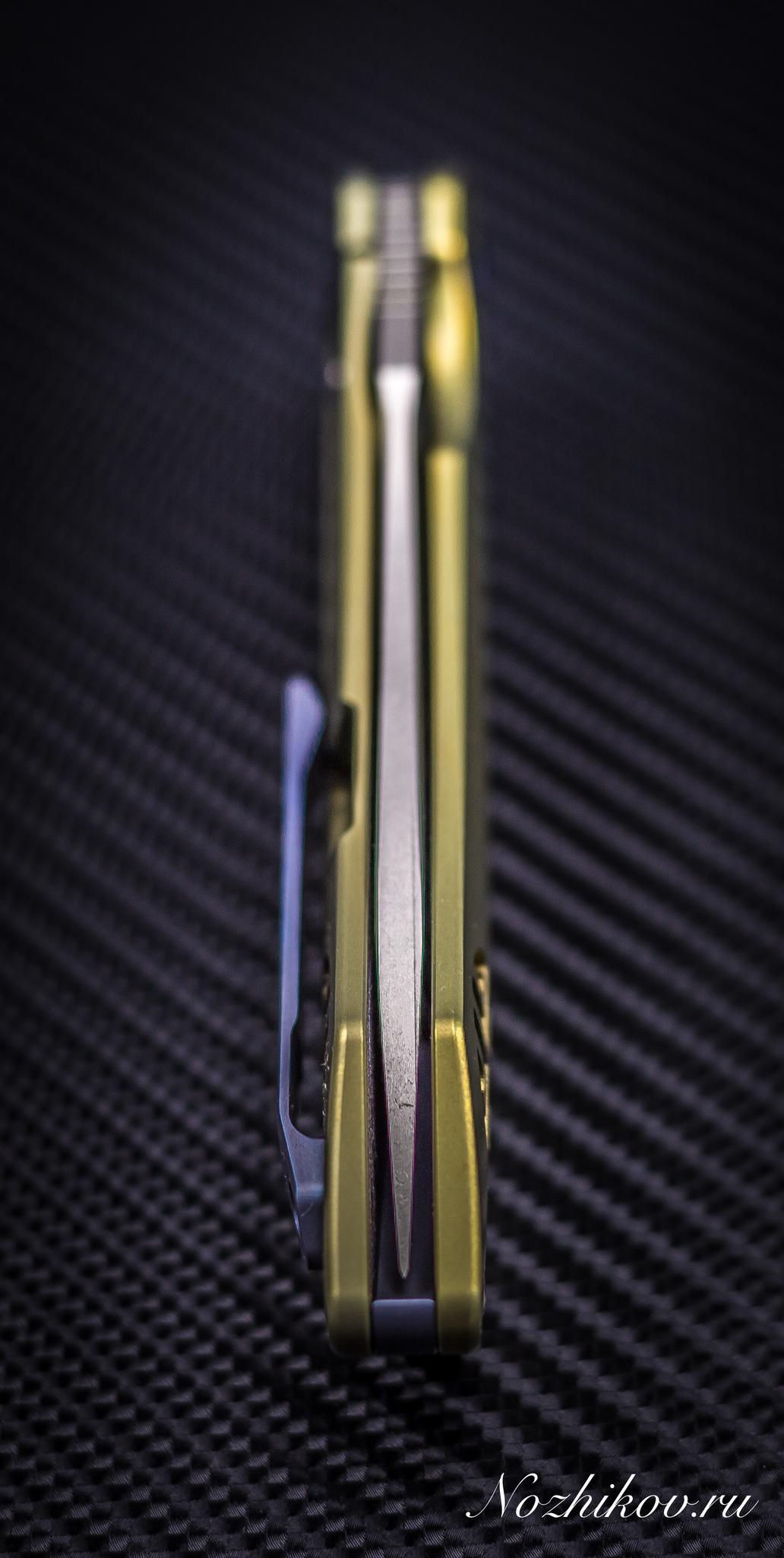 Фото 5 - Складной нож Bestech Knives BT1703B, сталь CPM-S35VN, рукоять титан