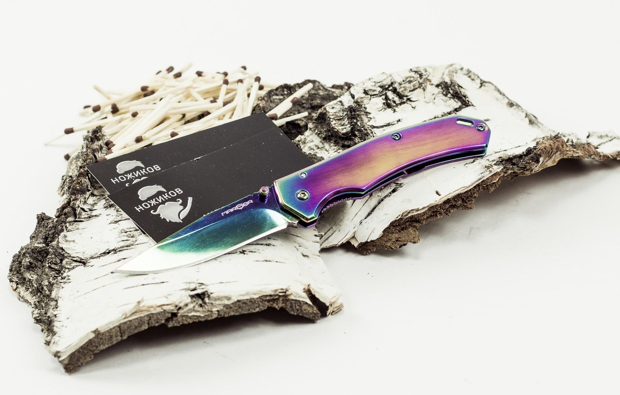 Складной нож Marser Str-5