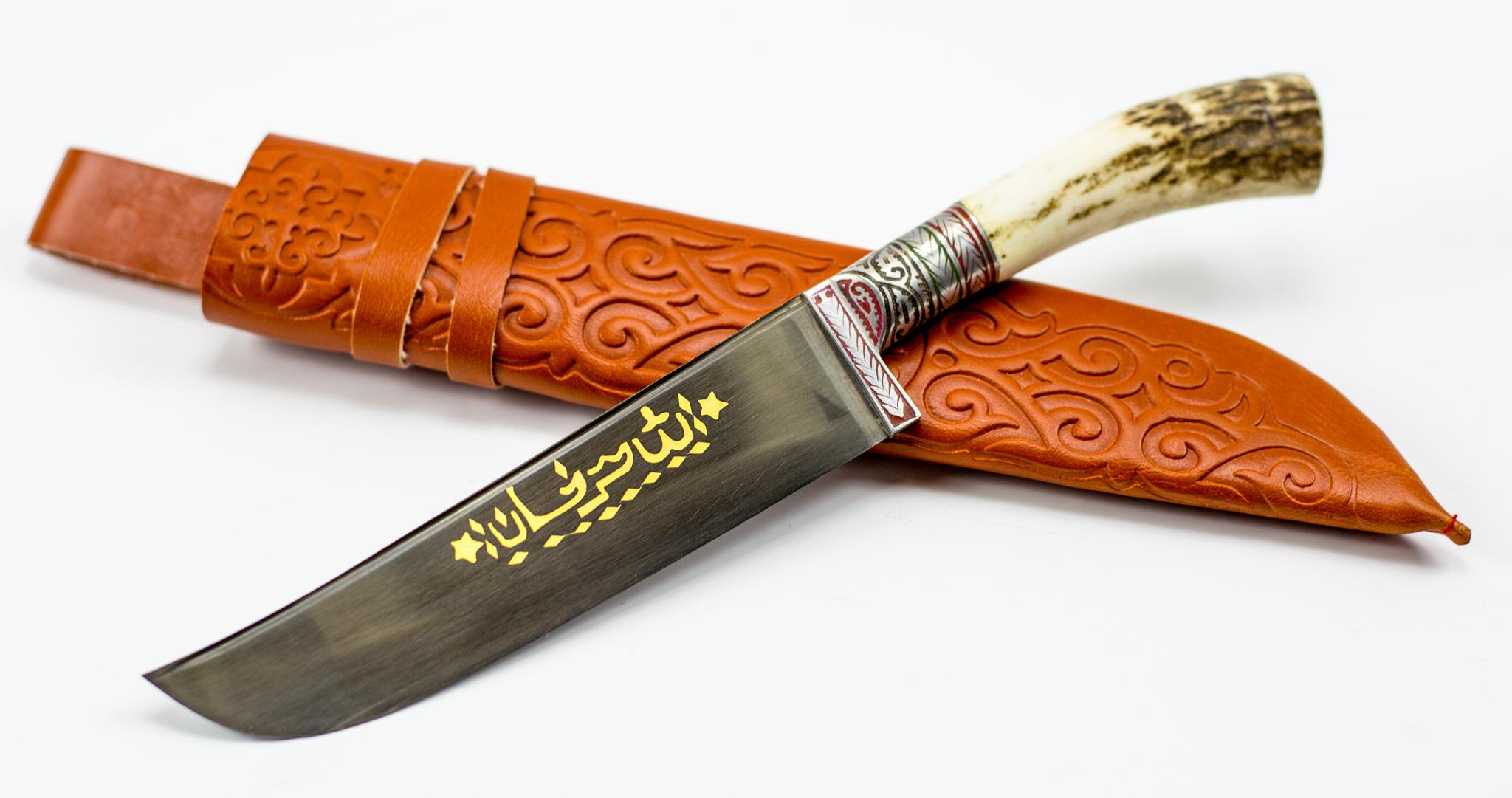 Как сделать ножа пчак 975