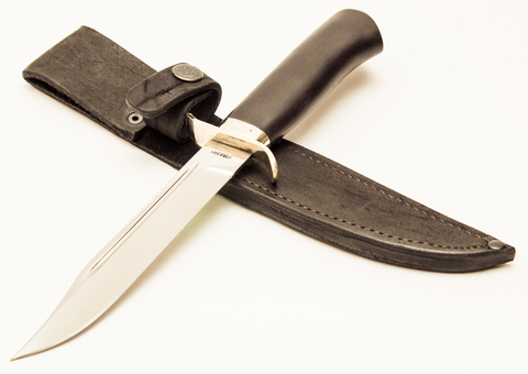 Нож разведчика НР-40, кованый, сталь 95х18 - Nozhikov.ru