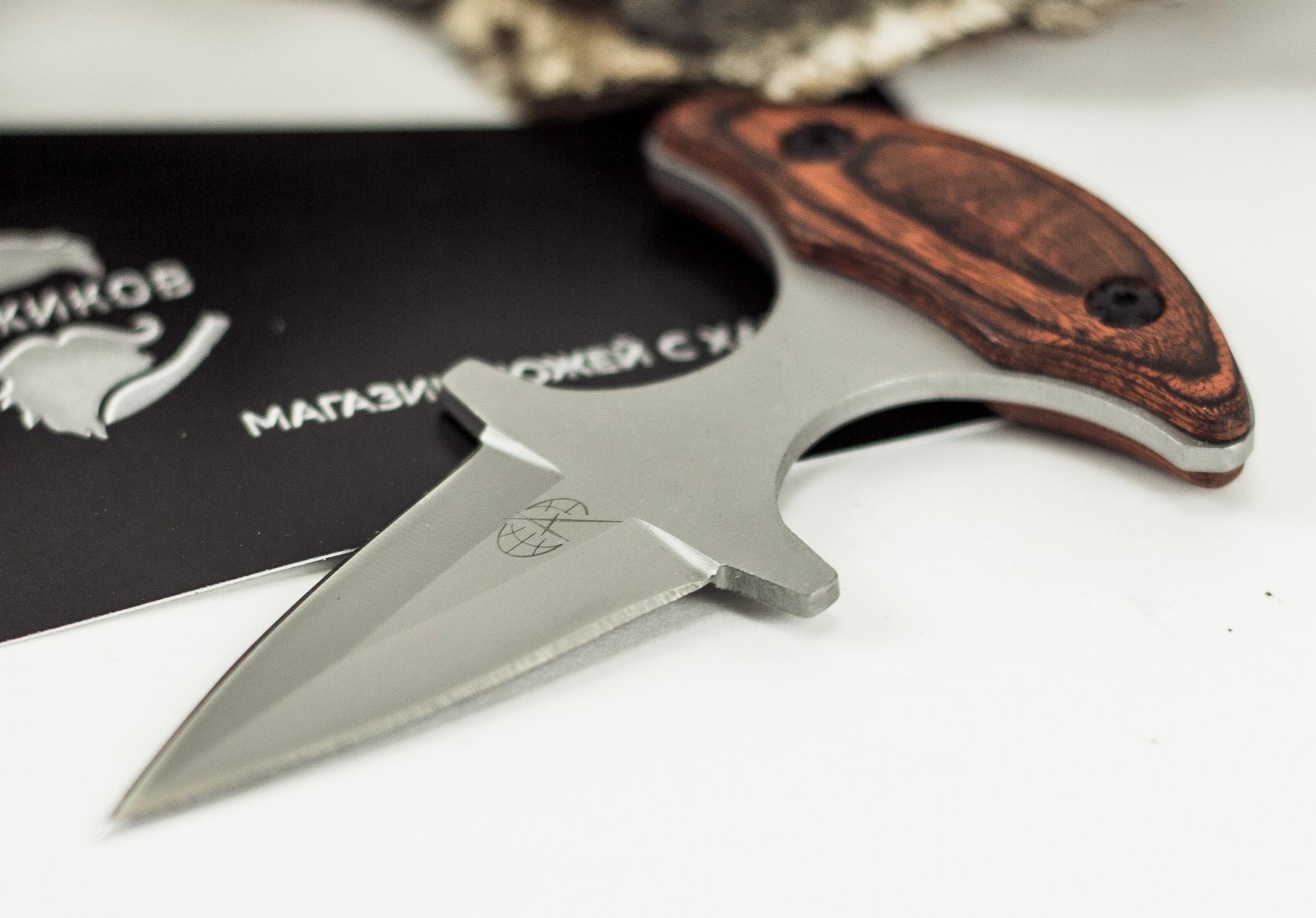 Фото 2 - Тычковый нож F907 от Pirat