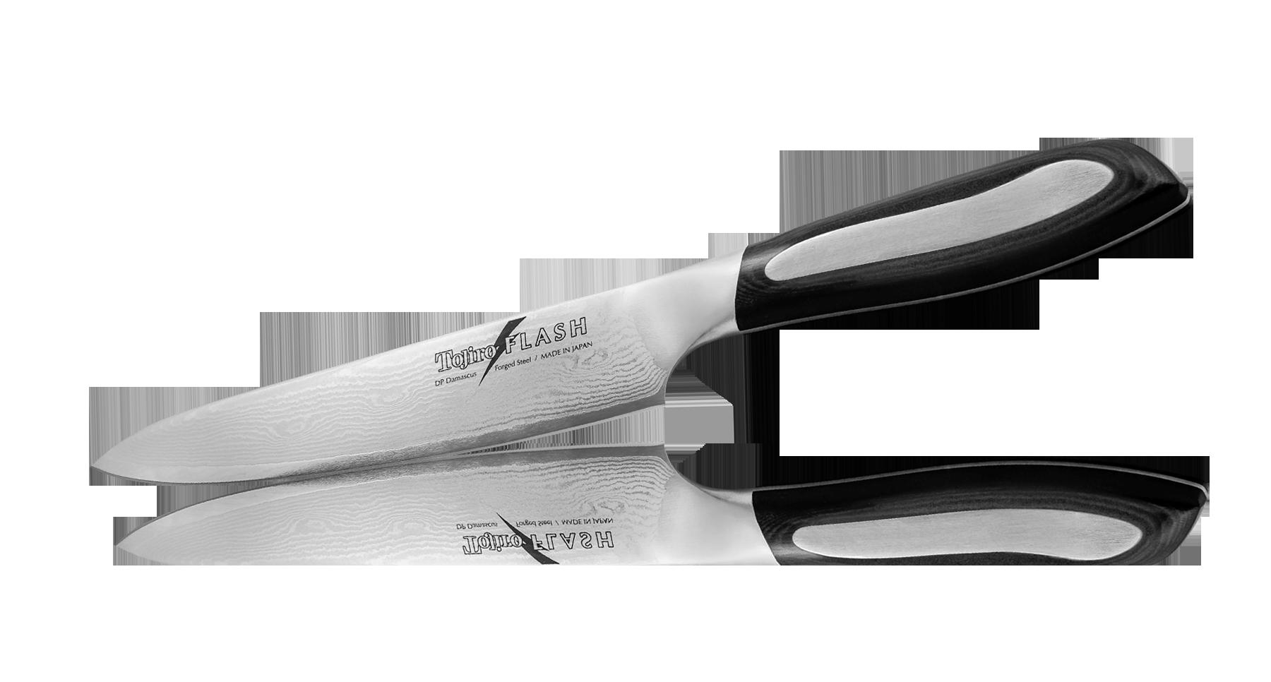 Нож Универсальный Tojiro Flash 150 мм, сталь VG-10Tojiro<br>Нож Универсальный Tojiro Flash 150 мм, сталь VG-10<br>