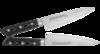Набор кухонных ножей Tojiro Hatamoto Wave HW-SET01 микарта, сталь VG-10 - Nozhikov.ru
