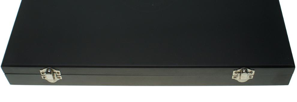Набор кухонных ножей Hatamoto Wave HW-SET01, микарта, сталь VG-10
