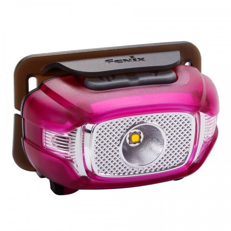 Налобный фонарь Fenix HL15 Cree XP-G2 R5 Neutral White, розовый налобный фонарь fenix hl15 cree xp g2 r5 neutral white розовый