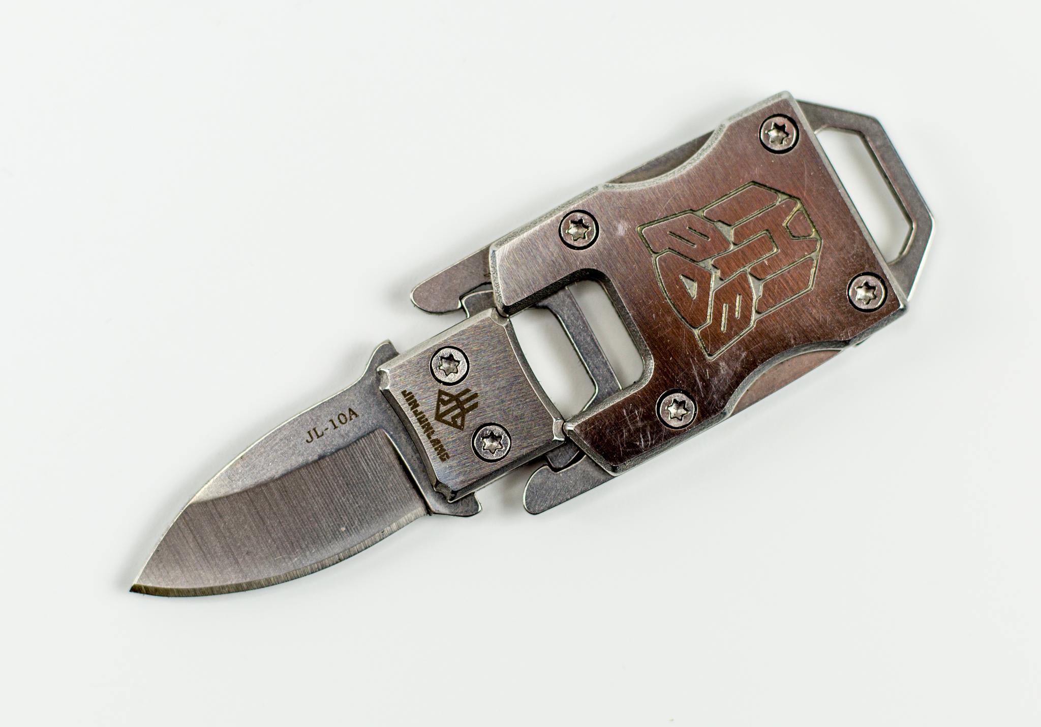 Фото 10 - Шейный нож Prime от Noname