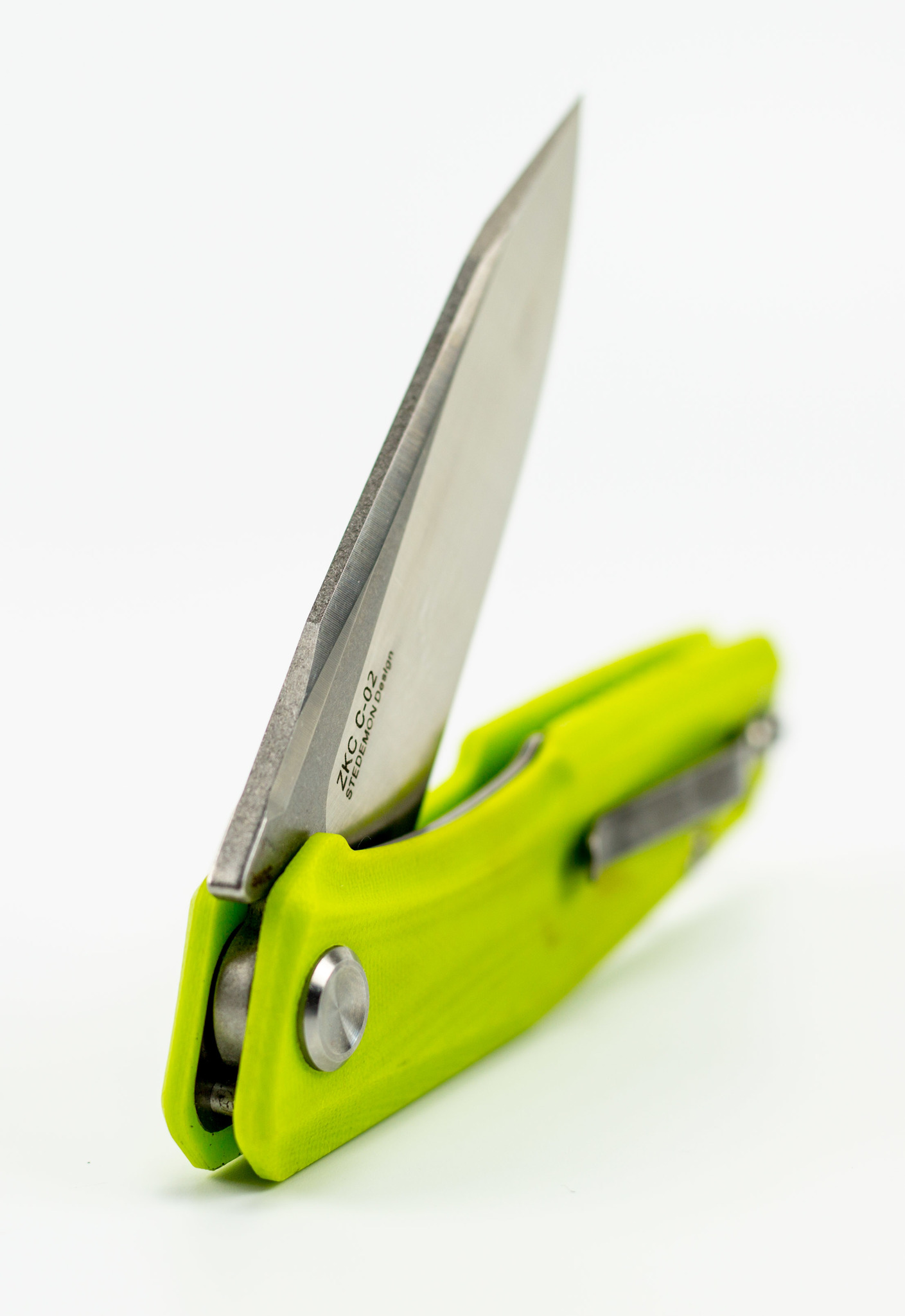 Складной нож Stedemon C02 Jade