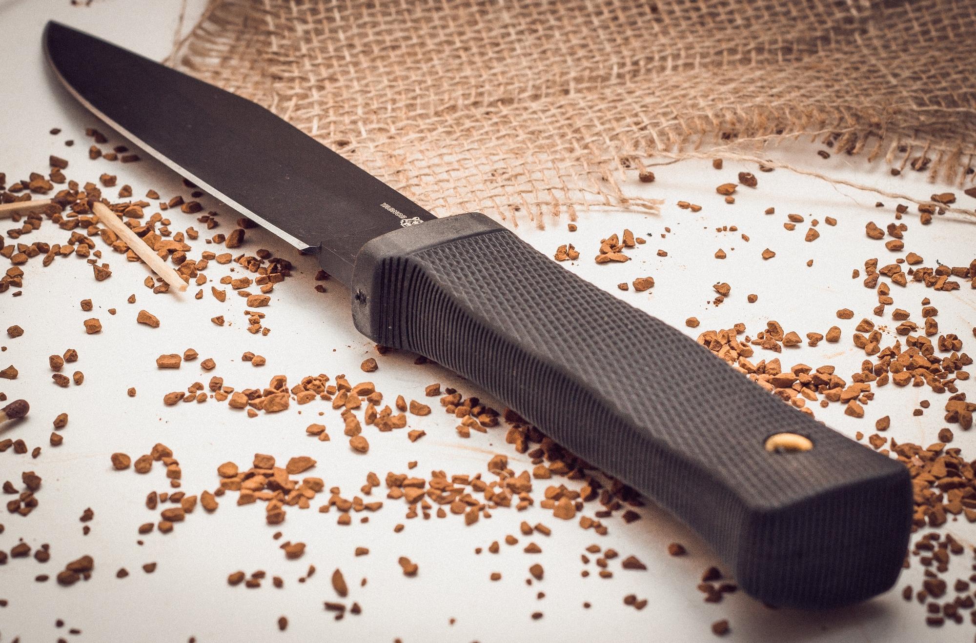 Тактический нож Yagnob, напоясный