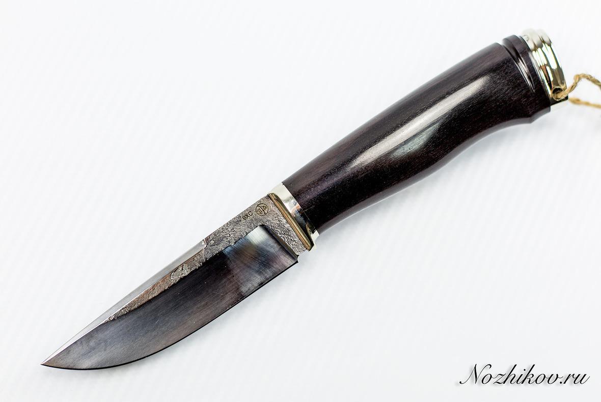 Нож Разделочный №9 из кованой стали 9ХС