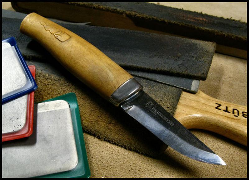 Фото 3 - Набор охотничьих ножей Spikke 12 шт. 6.3 см.