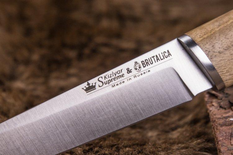 Фото 2 - Нож Malamute Niolox SW, Кизляр от Kizlyar Supreme