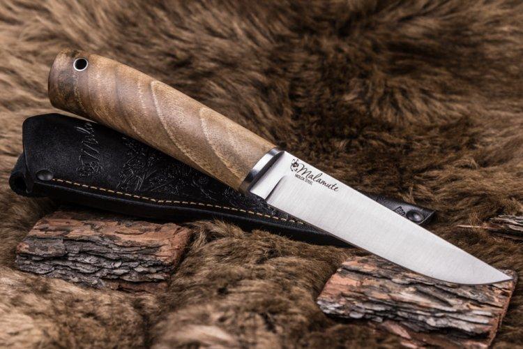 Нож Malamute Niolox SW, Кизляр от Kizlyar Supreme