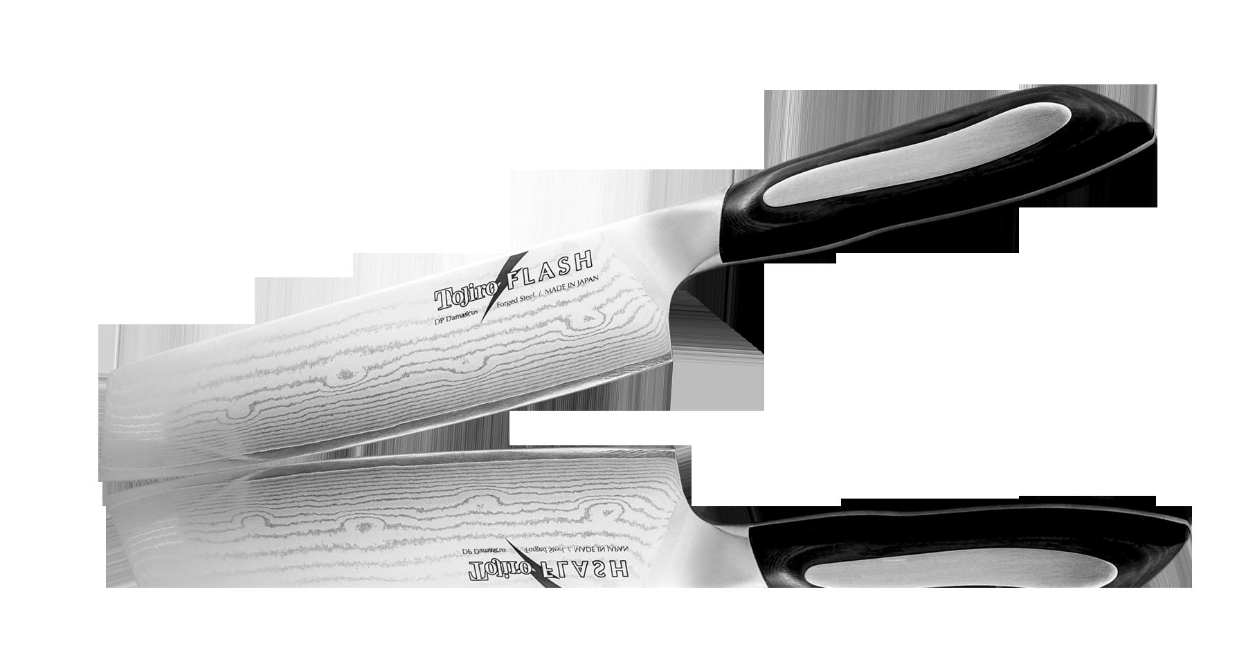 Нож Овощной Tojiro Flash 180 мм, сталь VG-10
