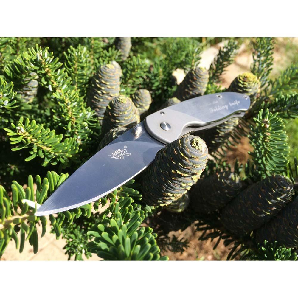 Нож складной Sanrenmu SRM723