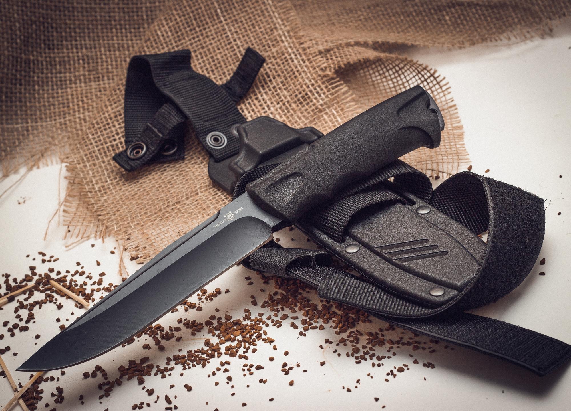 Тактический нож Yagnob, набедренный