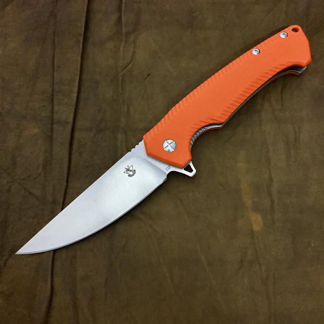 Фото - Складной нож Резус-4, сталь D2 от Steelclaw