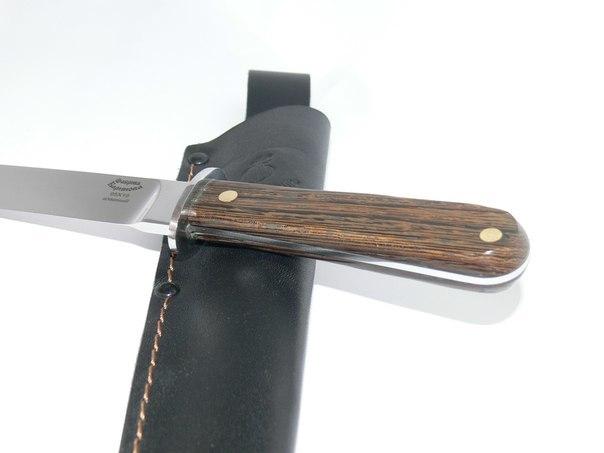 Фото 4 - Нож Окопник-2 95Х18, венге от Фабрика Баринова