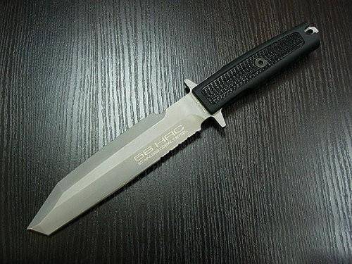 Нож с фиксированным клинком Golem Sandblasted от Extrema Ratio