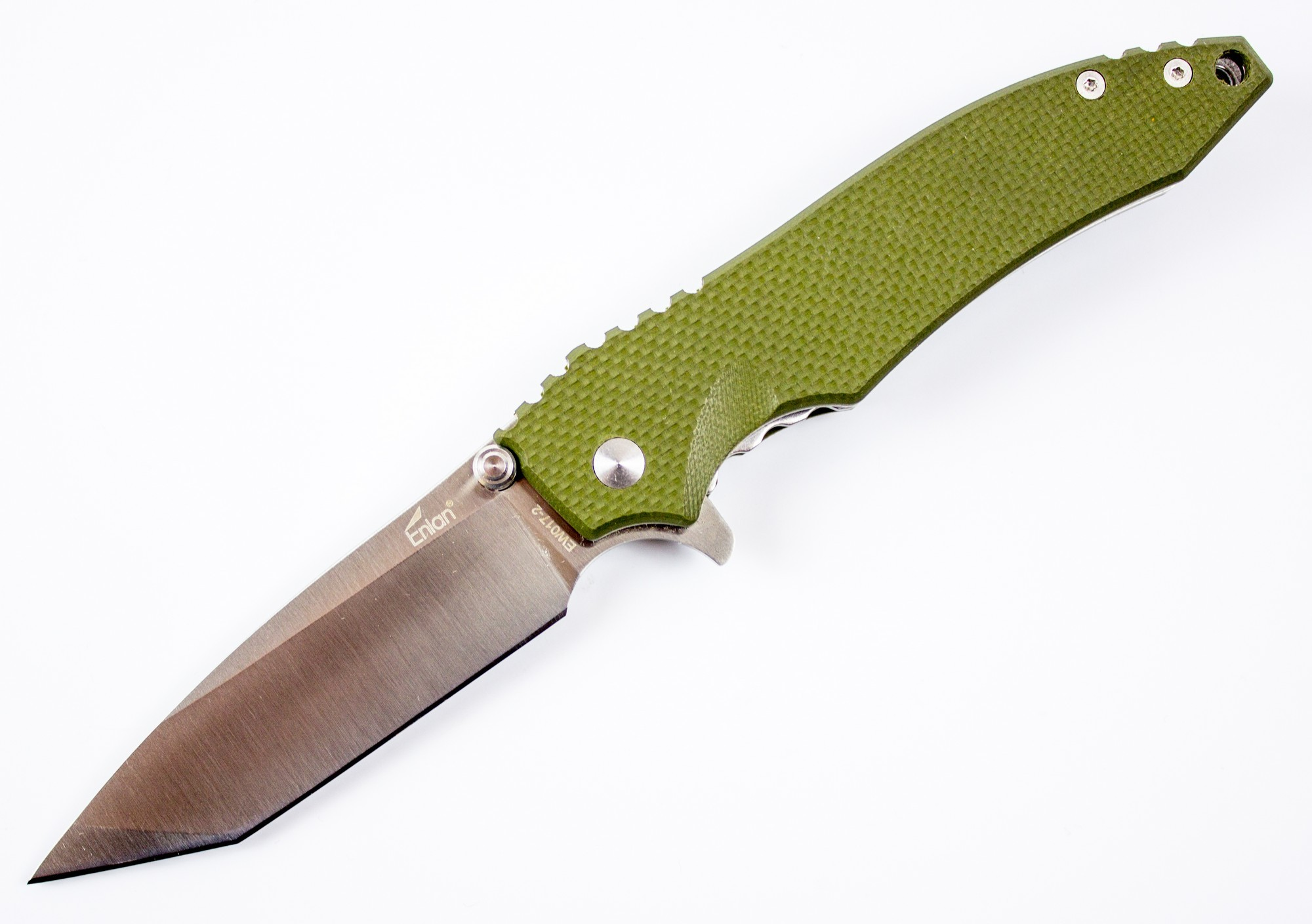 Фото 2 - Складной нож ENLAN EW от Steelclaw