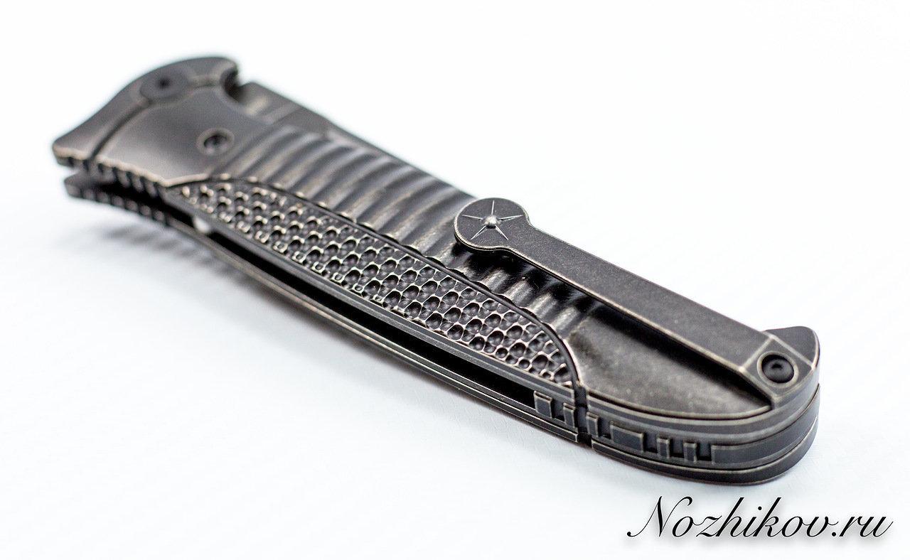 Складной нож Финка-1, S35VN