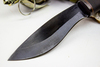 Нож Ворон, сталь 65Г, резина - Nozhikov.ru