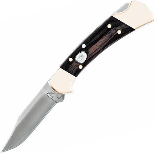 Фото - Нож складной Buck 112 Auto, коричневый