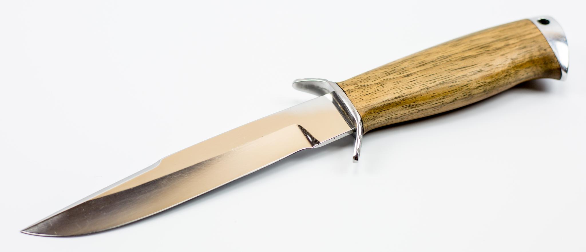 Фото 2 - Нож Смерч-2, 65Х13 от Павловские ножи