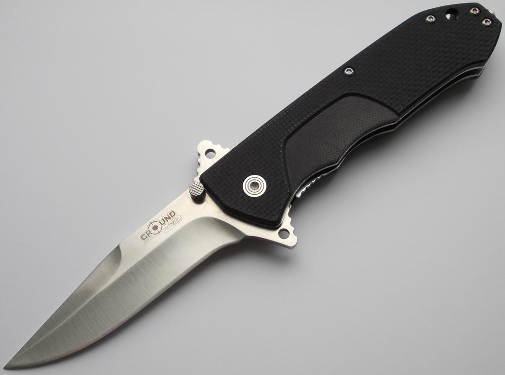 Складной нож Nemesis D2, satinРаскладные ножи<br><br>