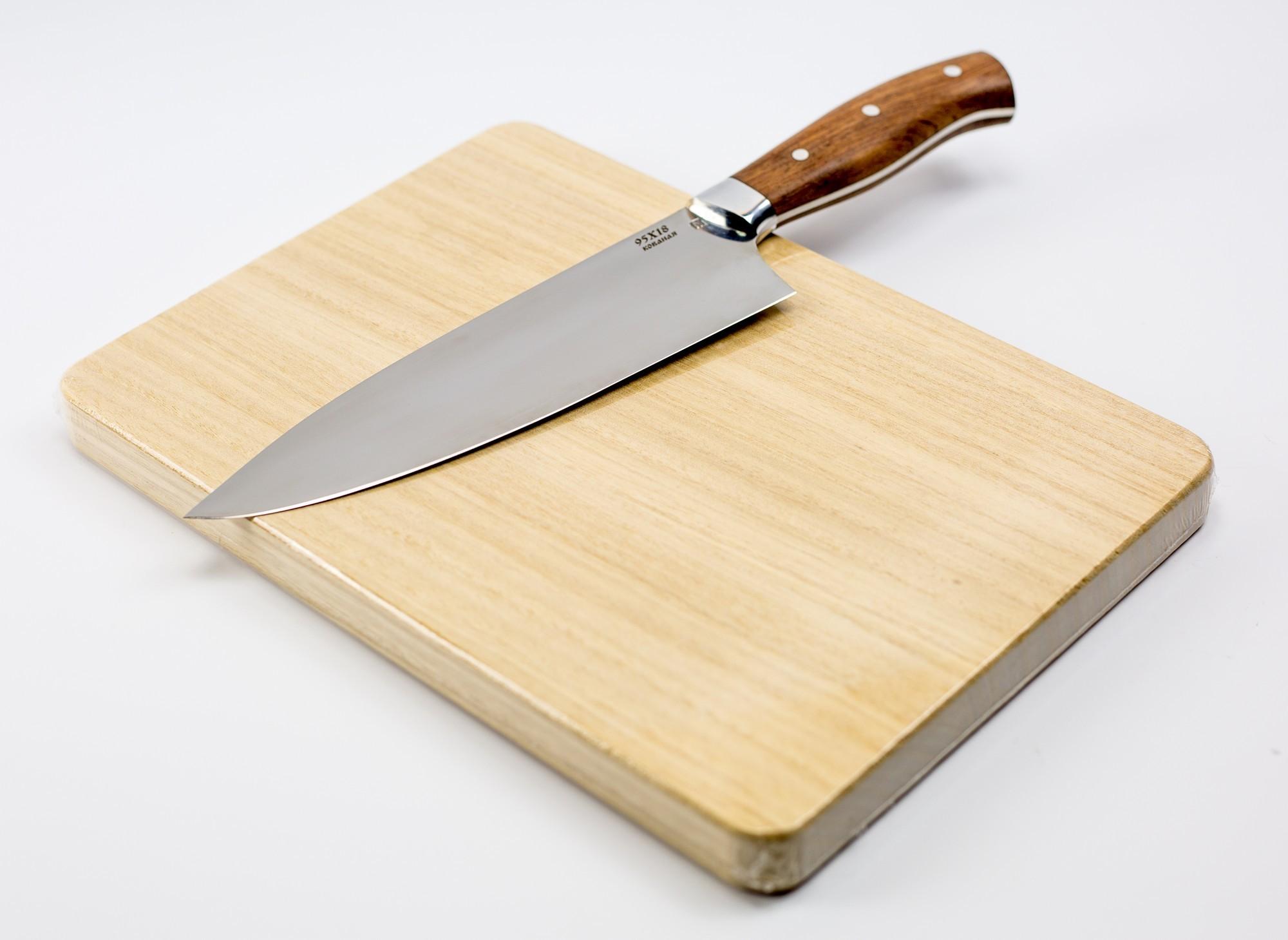 Фото 3 - Доска разделочная (Table size) , 270*190*20мм, Hatamoto