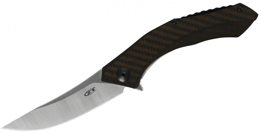 Нож складной Zero Tolerance K0460, сталь S35VN, рукоять титан/карбон delillo d zero k
