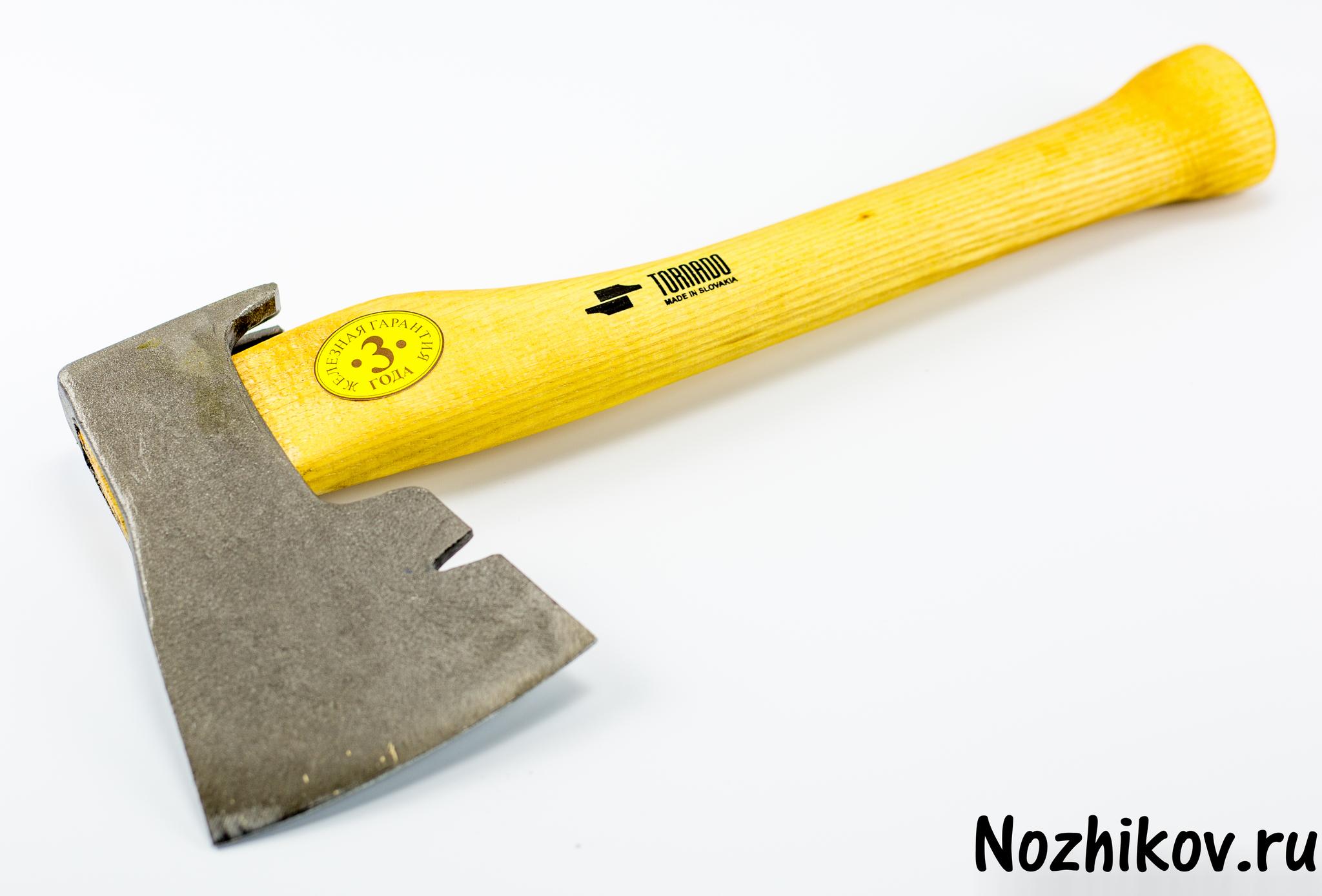 """Плотницкий топор для дома и для дачи ST400 от Магазин ножей """"Ножиков"""""""