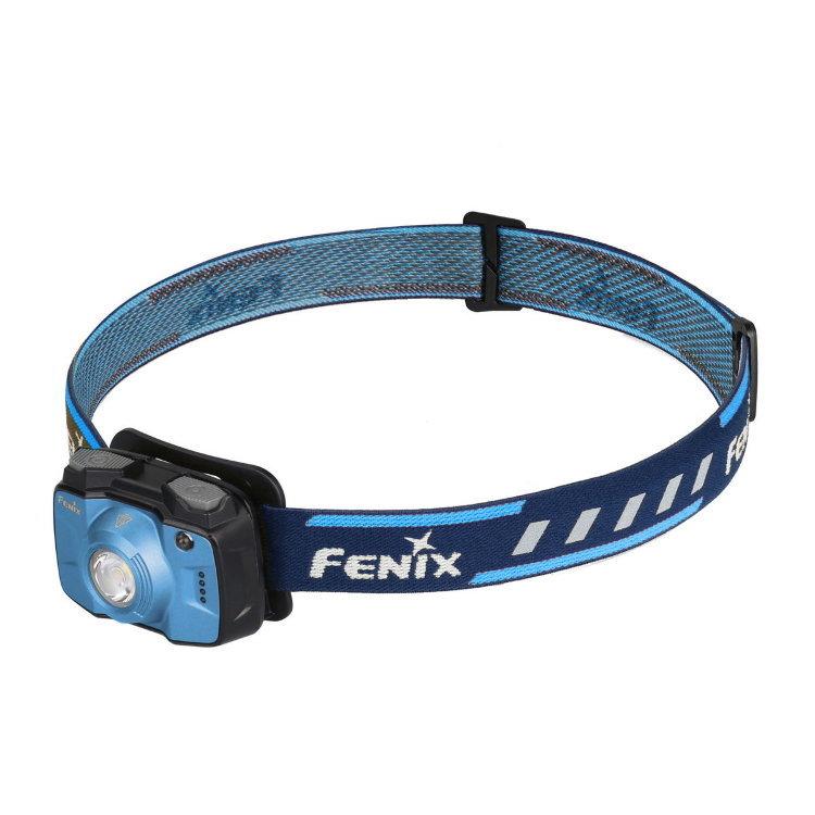 Налобный фонарь Fenix HL32R Cree XP-G3 , синий phoenix fenix фара стильная легкая многоцелевая ходьба бег на велосипеде вспомогательного освещения hl05 зеленый 8 люменов