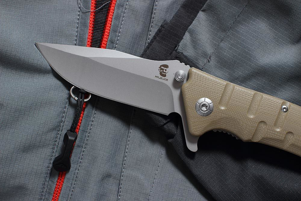 Фото 2 - Складной нож ODRA SW, Mr Blade от Mr.Blade