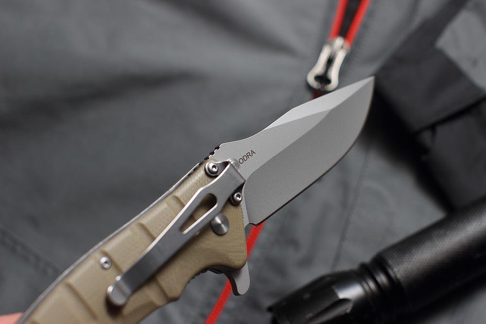 Фото 4 - Складной нож ODRA SW, Mr Blade от Mr.Blade